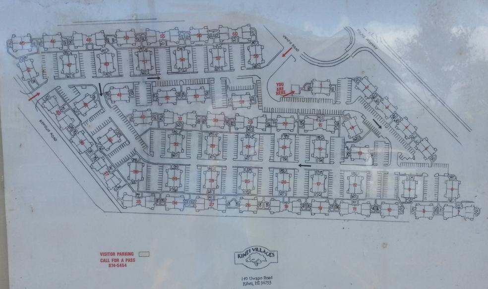 Kihei Villages Condominiums in South Maui
