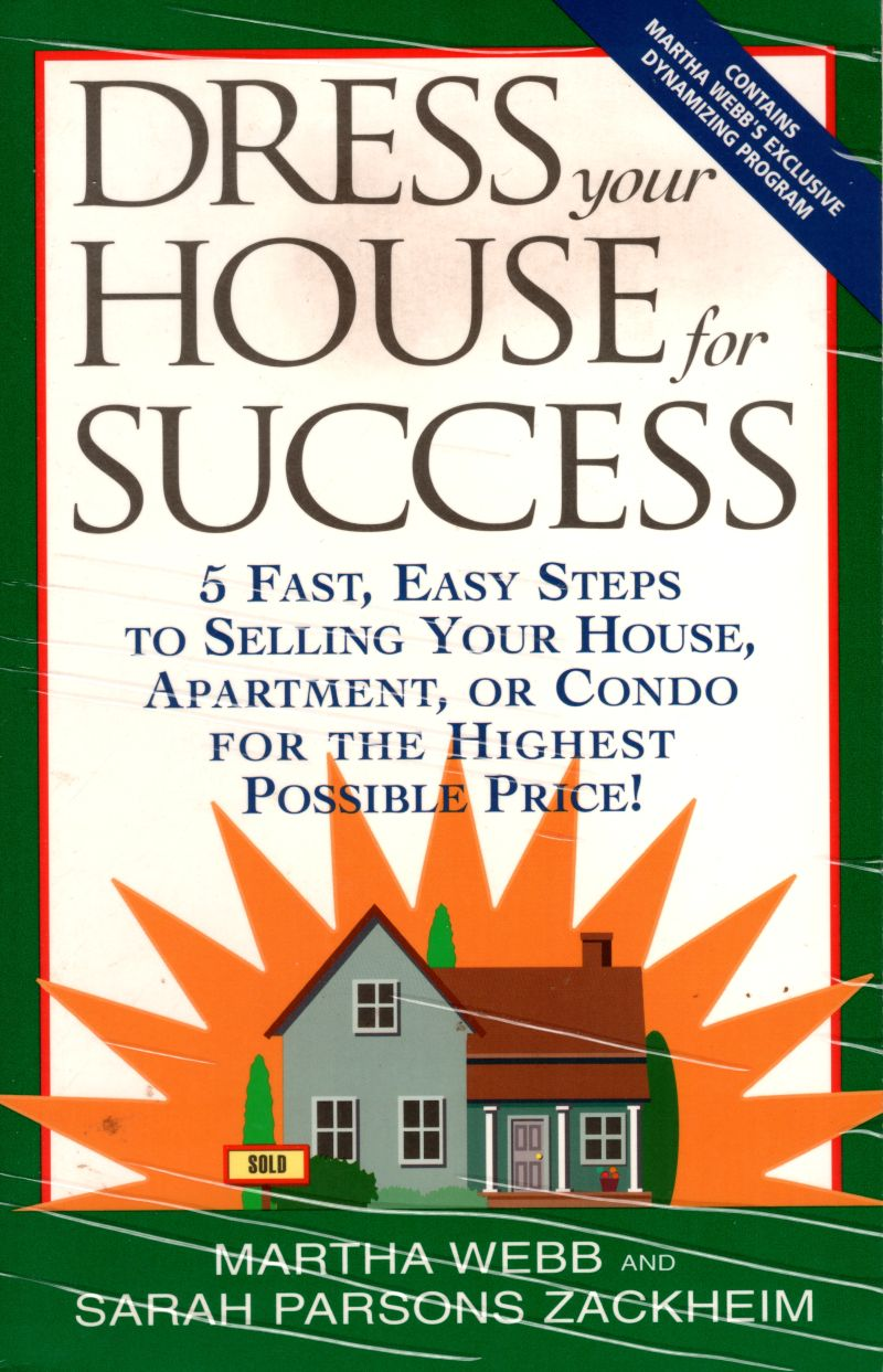 Dress your House for Success book cover